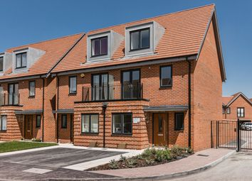 Thumbnail 3 bedroom end terrace house for sale in The Middleton, Reading Gateway, Imperial Way, Reading, Berkshire