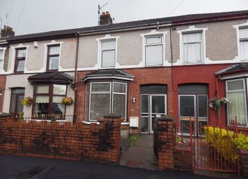 Thumbnail 3 bed terraced house to rent in Cobden Street, Cross Keys, Newport, Gwent.