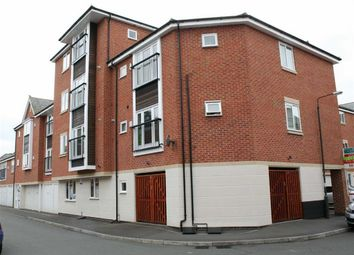 Thumbnail 2 bed flat for sale in Auriga Court, Chester Green, Derby