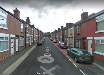 Thumbnail 2 bed terraced house for sale in Oliver Street, Mexborough, South Yorkshire