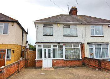 3 bed semi-detached house for sale in Evesham Road, Leicester LE3