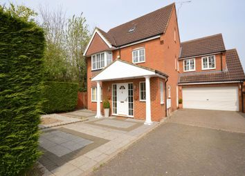Thumbnail 5 bed detached house to rent in Wheatley Drive, Watford