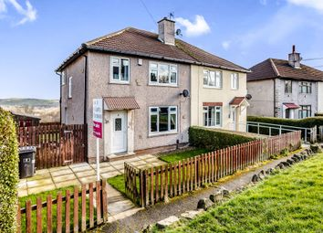 Thumbnail 3 bed semi-detached house for sale in Tinderley Grove, Almondbury, Huddersfield
