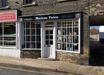 Thumbnail Retail premises for sale in Bridge Street, Thetford