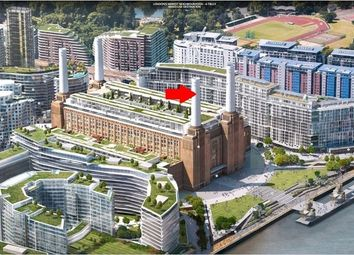 Thumbnail 2 bedroom flat for sale in Battersea Power Station, Fladgate House 2 Bed Apartment