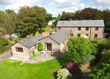 Thumbnail 9 bed detached house for sale in St. Tudy, Bodmin