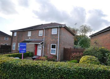 Thumbnail 2 bed semi-detached house for sale in Wellgarth, Welwyn Garden City, Hertfordshire