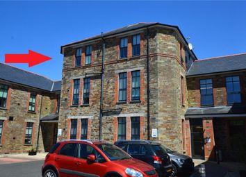 Thumbnail 3 bed flat for sale in Lamellion Court, Liskeard, Cornwall