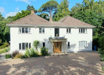 De Mauley Road, Canford Cliffs, Poole BH13. 4 bed detached house