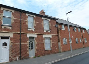 2 bed terraced house to rent in Victoria Road, Exmouth EX8