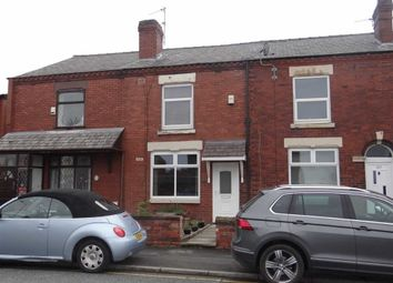 Thumbnail 2 bed terraced house for sale in Leigh Road, Hindley Green, Wigan