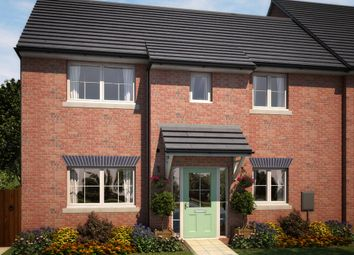 "Thumbnail 3 bed semi-detached house for sale in ""Dere"" at Whitworth Park Drive, Houghton Le Spring"