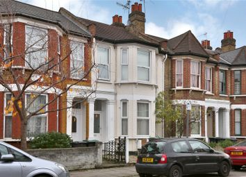 Thumbnail 3 bed flat for sale in Courcy Road, Harringay, London