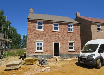 Thumbnail 3 bed detached house for sale in Leveret Gardens, Downham Market