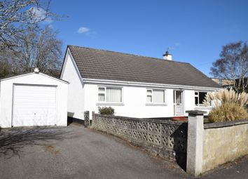 Thumbnail 3 bed detached bungalow for sale in Ardross Road, Alness