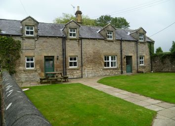 Thumbnail 3 bed cottage to rent in Rock, Near Alnwick, Northumberland
