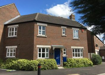 Thumbnail 3 bed end terrace house for sale in Winters Field, Taunton