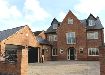 Thumbnail 5 bed detached house for sale in Bulkington, Warwickshire