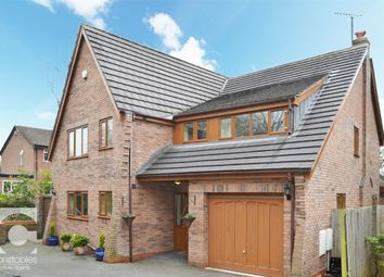 Thumbnail 5 bed detached house for sale in Hinderton Road, Neston, Cheshire