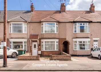 Thumbnail 2 bed terraced house for sale in Beanfield Avenue, Green Lane, Coventry