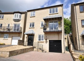 Thumbnail 4 bed detached house for sale in Langdon Road, Bath