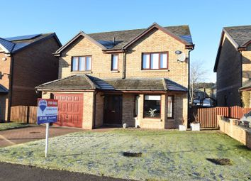 Thumbnail 4 bed detached house for sale in Mercat Loan, Biggar