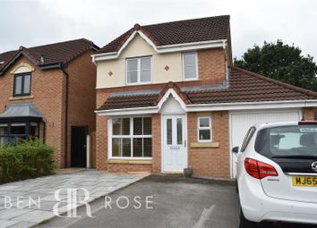 Thumbnail 3 bedroom detached house to rent in Muirfield Close, Euxton, Chorley
