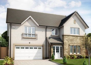 "Thumbnail 5 bedroom detached house for sale in ""The Lewis"" at Liberton Gardens, Liberton, Edinburgh"