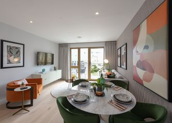 Thumbnail 1 bed flat for sale in Jasmine House, Verdo