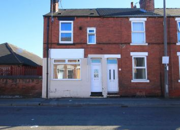 Thumbnail 1 bed flat to rent in Shadyside, Hexthorpe, Doncaster