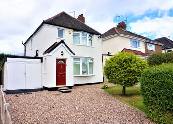 Thumbnail 3 bed detached house for sale in Sherborne Road, Wolverhampton