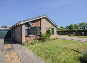 Thumbnail 3 bed semi-detached bungalow for sale in Overstone Court, Ravensthorpe, Peterborough