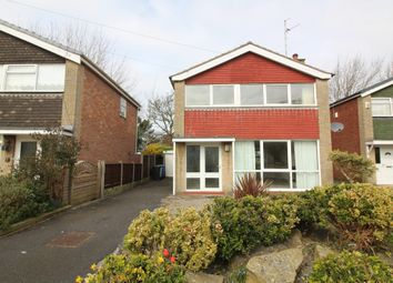 Thumbnail 3 bed detached house for sale in The Croft, Lytham St. Annes