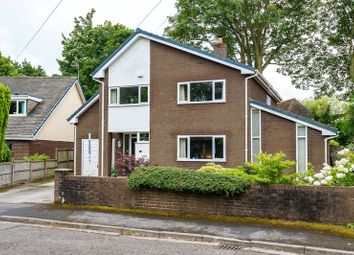 Thumbnail 4 bed detached house for sale in St. James Close, Westhead, Ormskirk