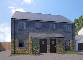 Thumbnail 3 bed semi-detached house for sale in The Kedleston, Middle Green, South Brent, Devon