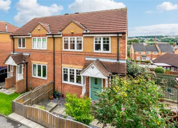Thumbnail 3 bed semi-detached house for sale in Foxglove Folly, Wakefield, West Yorkshire