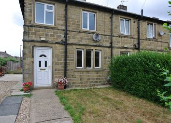 Thumbnail 3 bedroom end terrace house for sale in West Avenue, Honley, Holmfirth