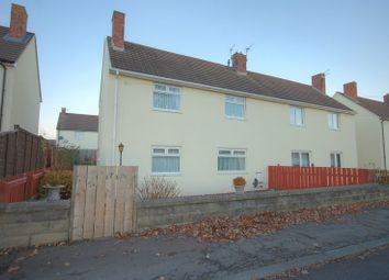 Thumbnail 3 bed semi-detached house for sale in Morpeth Avenue, Pegswood, Morpeth