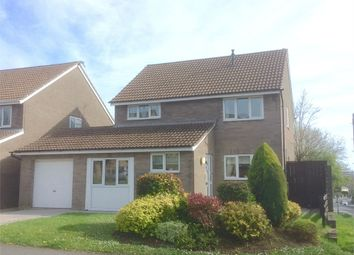 Thumbnail 4 bed detached house for sale in Heol Castell Coety, Litchard, Bridgend, Mid Glamorgan