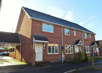 Thumbnail 2 bed end terrace house to rent in Reynolds Street, Elvetham Heath, Fleet