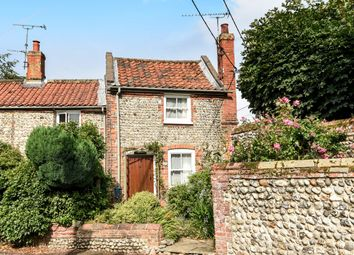 Thumbnail 1 bedroom cottage for sale in Church Street, Northrepps, Cromer