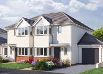 Thumbnail 3 bed detached house for sale in Kings Gate, Vicarage Hill, Kingsteignton, Newton Abbot