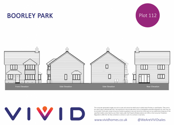 Thumbnail 4 bed detached house for sale in Botley, Southampton