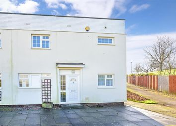 Thumbnail 3 bed end terrace house for sale in Rodney Close, Gosport, Hampshire