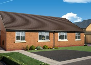 "Thumbnail 2 bed bungalow for sale in ""The Halstead At The Woodlands "" at Newbury Road, Skelmersdale"