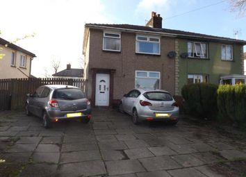 Thumbnail 3 bedroom semi-detached house for sale in Southfield Drive, Westhoughton, Bolton, Greater Manchester