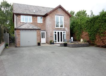 4 bed detached house for sale in Morda, Oswestry SY10