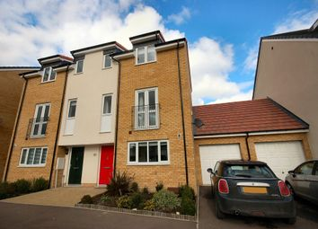 Thumbnail 3 bedroom semi-detached house to rent in Cambridge Walk, Fulbourn, Cambridge