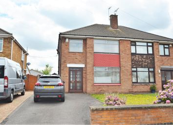 Thumbnail 3 bed semi-detached house for sale in Leamington Road, Ryton On Dunsmore, Coventry