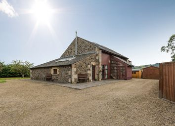 Thumbnail 4 bed farmhouse for sale in Tandlehill Road, Kilbarchan, Renfrewshire